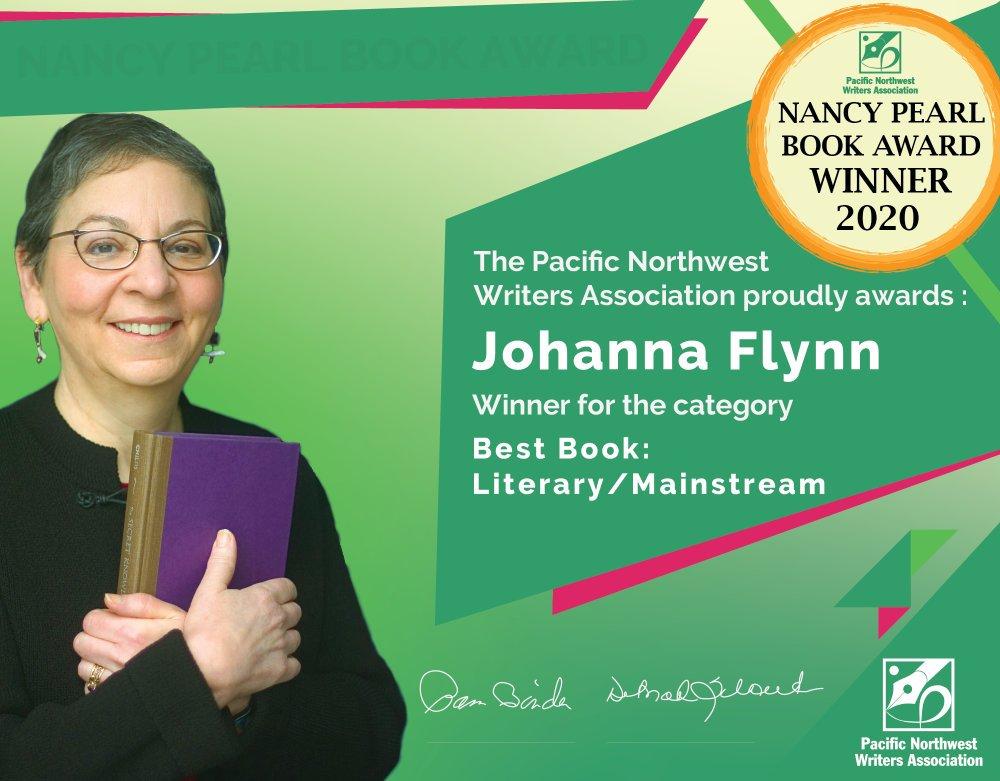 Johanna Flynn 2020 NP Winner